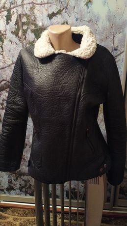 Куртка касуха эко- кожа