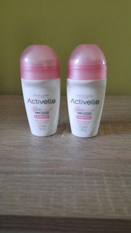 antyperspirant dezodorant kulka 2szt. Activelle Oriflame PRZESYŁKA 1zł