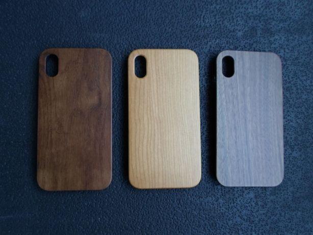Чехол деревянный iphone XR дерево айфон дерев'яний чохол до айфону XR