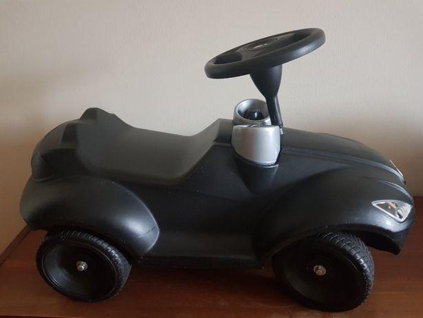 машина детская,черная, Мерседес