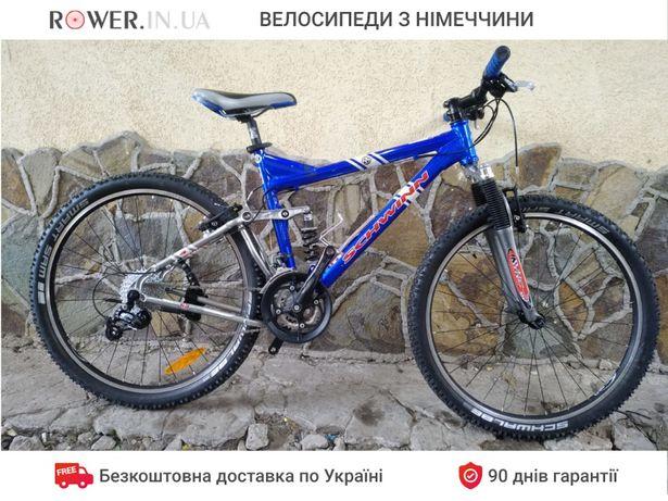 Велосипед двох підвіс бу Schwinn 26 / Двухподвес велосипеды
