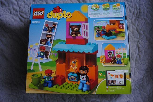 Nowe klocki LEGO DUPLO lego - Strzelnica 10839