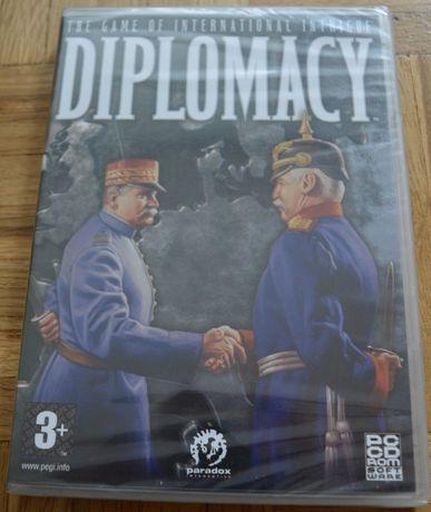 Dyplomacja gra komputerowa PC