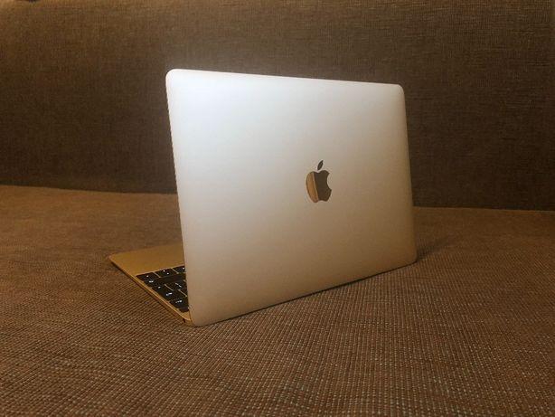 "Apple MacBook 12"" Gold (Early 2015) - Tanio - Okazja!"