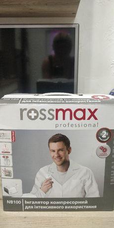 Небулайзер ингалятор компресорний Rossmax NB 100