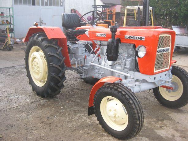 Remonty ciągników rolniczych