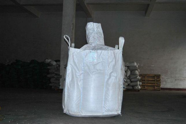 Worki big bag 500, 1000 kg odbiór w lublinie lub transport do rolnika
