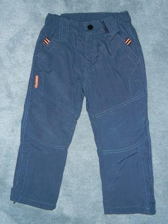 Spodnie zimowe, narciarskie dla chłopca lub dziewczynki 98 cm