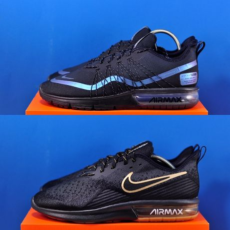 Кроссовки Air Max Sequent 4 Utility р 47 ( Оригинал)