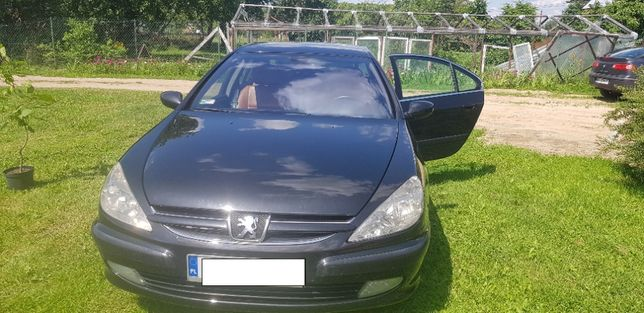 Peugeot 607 Limited 2.2 Hdi