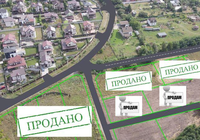 Участок под строительство Софиевская Борщаговка