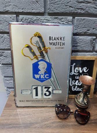 Kalendarz WKC Solingen - kolekcjonerski