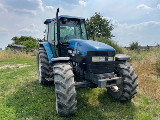 New holland 8260 po remoncie