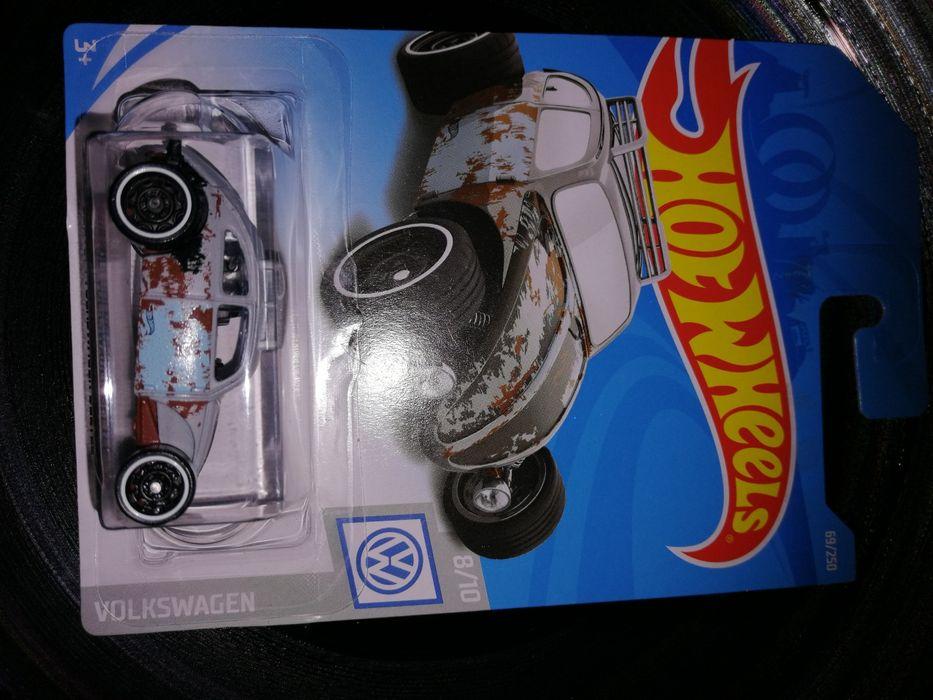 Hotwheels custom Volkswagen beetle Owczarnia - image 1