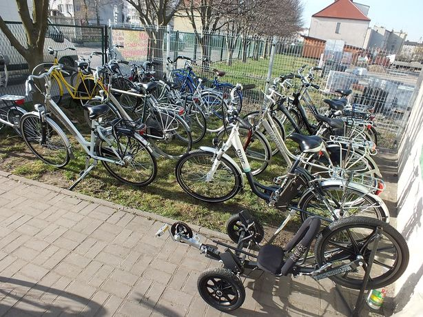 Rower Holenderskie Niemieckie Polskie Gazelle Romet Sklep Serwis Raty