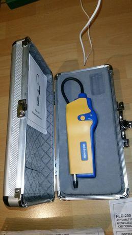 HLD -200 automatyczny wykrywacz nieszczelności w instalacjach