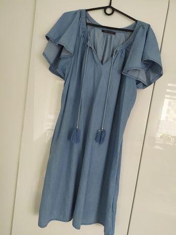 Sukienka jeansowa 44 46