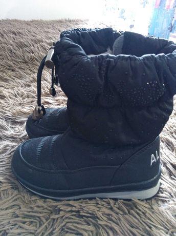 Ботинки, чоботи зима