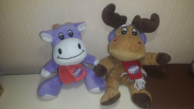 крутые игрушки Milka, 2шт
