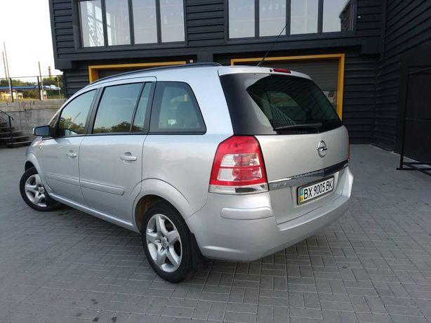 Автомобіль Opel Zafira