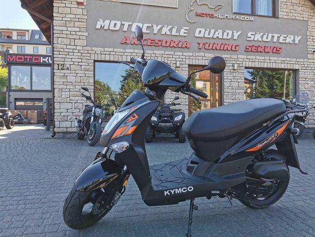 Kymco Agility 50 skuter motorower MOTOKLINIKA Września