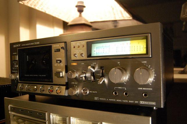 SONY TC-K8B magnetofon kasetowy