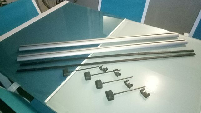 Barras de tejadilho THULE Aerobar Smartrack 1200