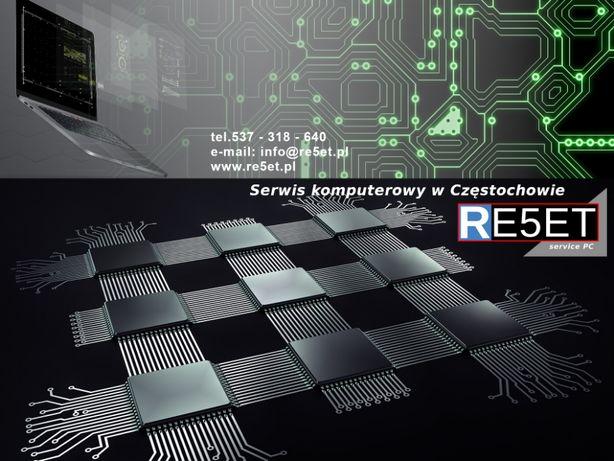 Serwis Komputerowy Naprawa Laptopów Komputerów PC PS3 PS4 XBOX PADY