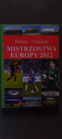 Książka Mistrzostwa Europy 2012