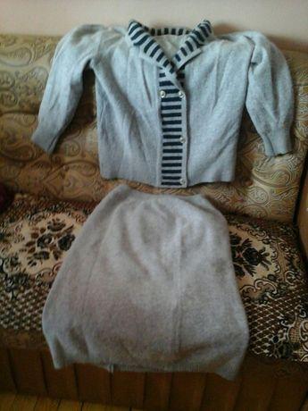 Теплий костюи жіночий