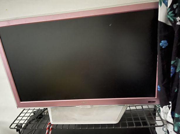 Televisão TCL Rosa