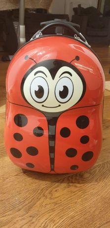 Dziecięca walizka biedronka - Wittchen