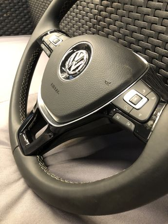 Kierownica multifunkcja łopatki VW T6 Multivan