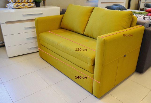 Детский / кухонный диван на 1,4 м раскладной Мебель Ирпень Буча