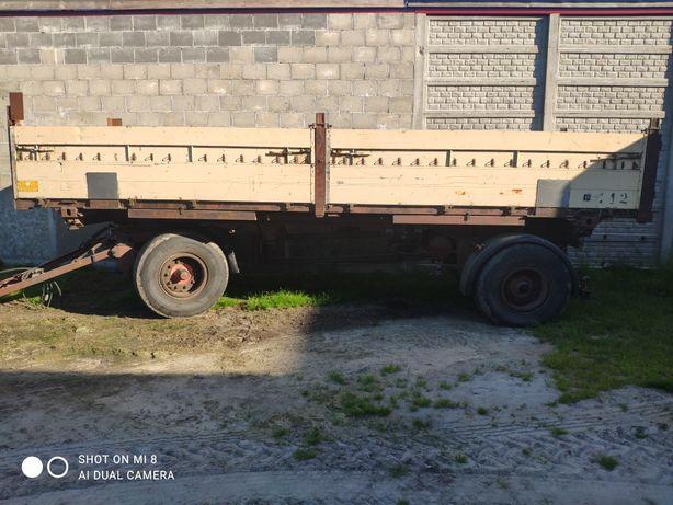 Przyczepa BDF 16 ton koegel