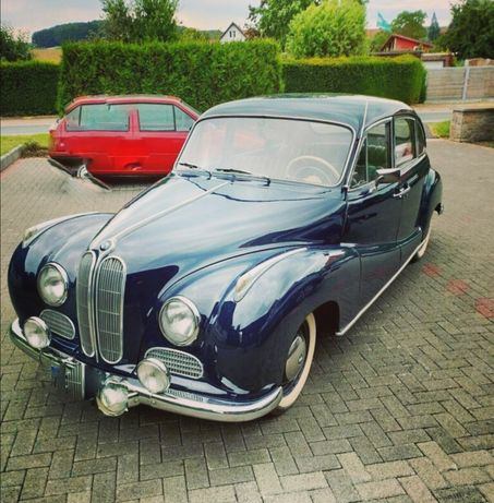 1957 BMW 501 (Ex-presidente C.M.Porto)