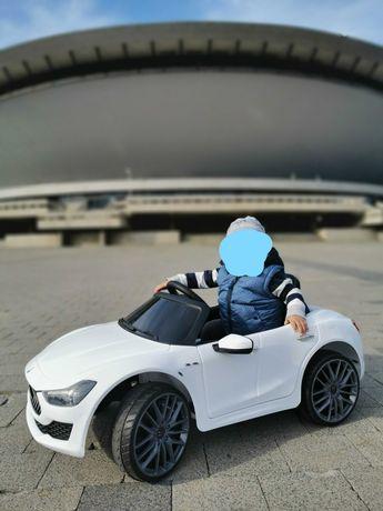 MASERATI auto autko na akumulator dla dzieci 90 WAT