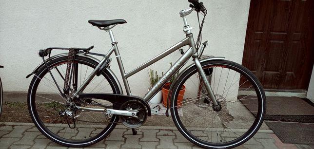 Rower wysokiej klasy Nishiki City Hybrid 501
