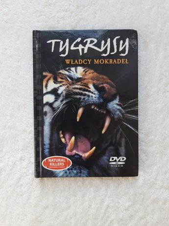 Tygrysy- płyta + Książka
