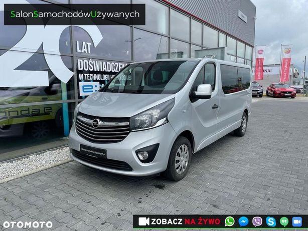 Opel Vivaro 1.6 diesel 115 KM L2H1 FV23%