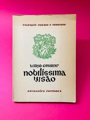 Nobilissima Visão - Mário Cesariny
