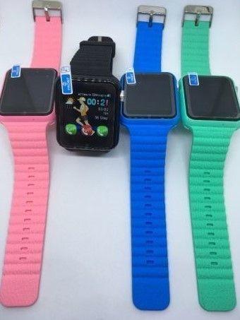 Умные детские часы Smart Baby Watch V7k с GPS трекером