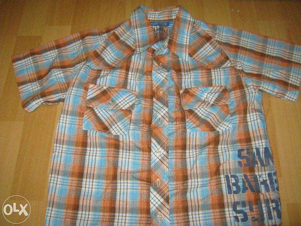 Koszula chłopięca 134