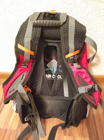 Новый рюкзак влагоотталкивающий вело-, туризм + паракорд