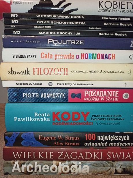 książki różne od 9.90zł