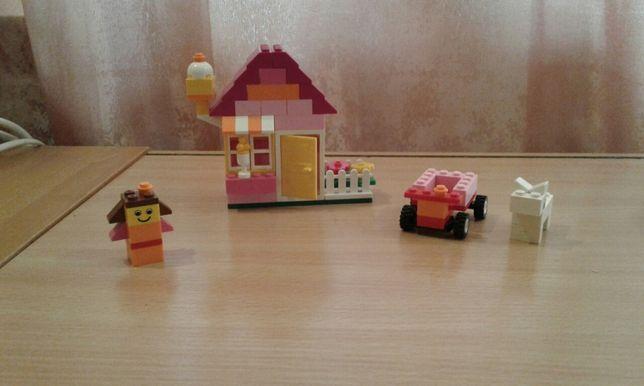 """Конструктор """"Лего"""" , оригинал 4+ ."""