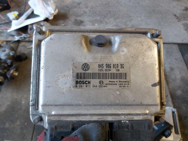 Sterownik silnika Seat ibiza 2006rok 1.4tdi