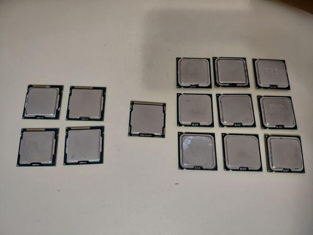 Процессори Intel s775 s1155 s1156