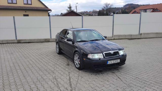 Skoda Octavia RS 285 km 390nm