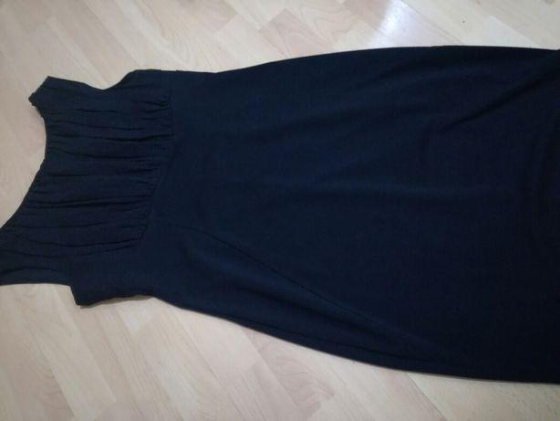 Sukienka mała czarna taranko L